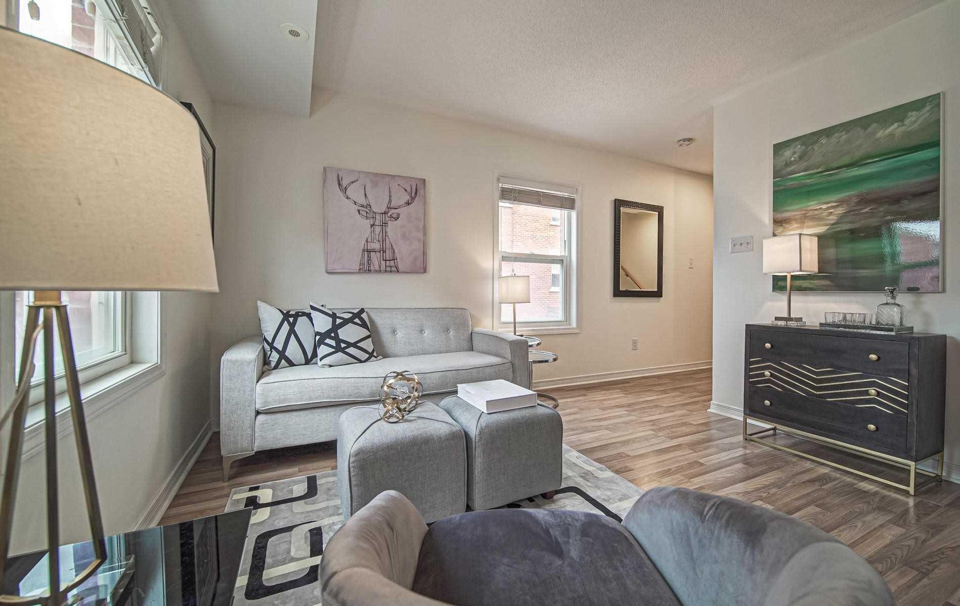 Photo 4: Photos: 3 78 Munro Street in Toronto: South Riverdale Condo for sale (Toronto E01)  : MLS®# E4615987