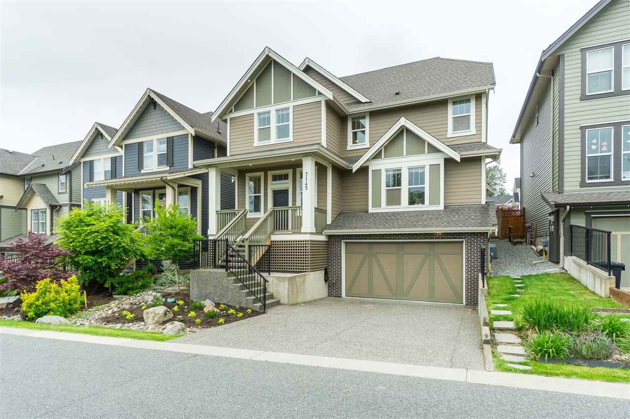 "Main Photo: 7145 208A Street in Langley: Willoughby Heights House for sale in ""Milner Heights"" : MLS®# R2456614"