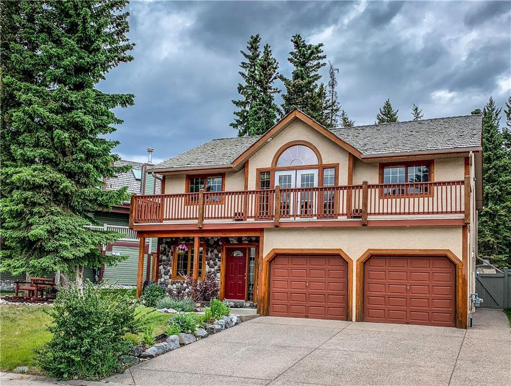 Main Photo: 410 Canyon Close: Canmore Detached for sale : MLS®# C4304841