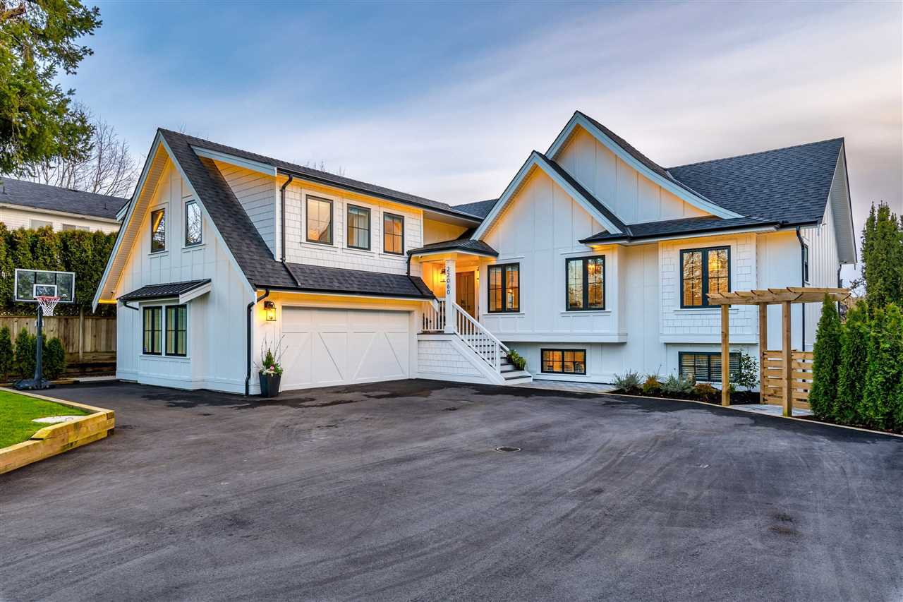 Main Photo: 22060 OLD YALE Road in Langley: Murrayville House for sale : MLS®# R2480736