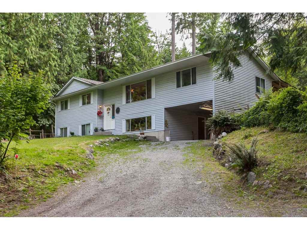 Main Photo: 10864 GREENWOOD Drive in Mission: Mission-West House for sale : MLS®# R2484037