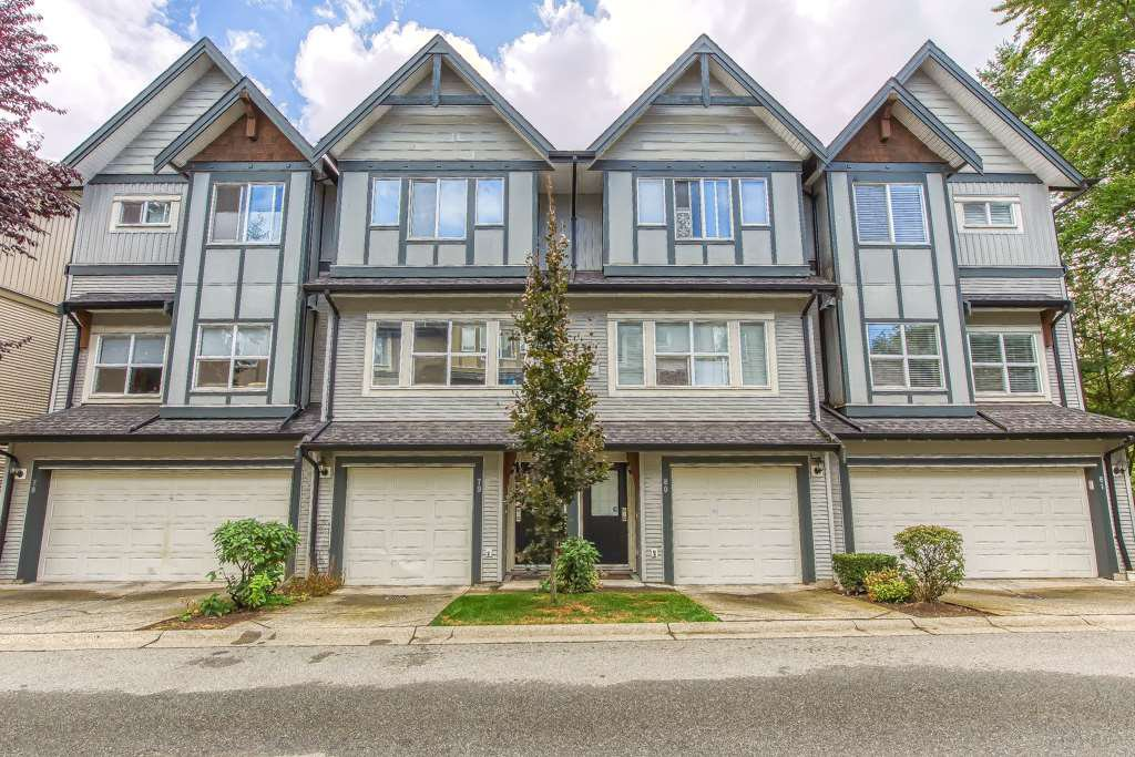 "Main Photo: 79 8737 161 Street in Surrey: Fleetwood Tynehead Townhouse for sale in ""Boardwalk"" : MLS®# R2492332"