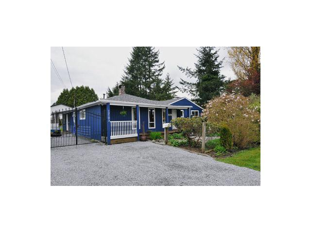Main Photo: 12193 230TH Street in Maple Ridge: East Central House for sale : MLS®# V882507