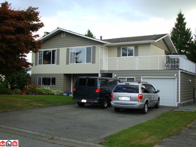 """Main Photo: 2690 MACBETH in Abbotsford: Abbotsford East House for sale in """"McMillan"""" : MLS®# F1122146"""