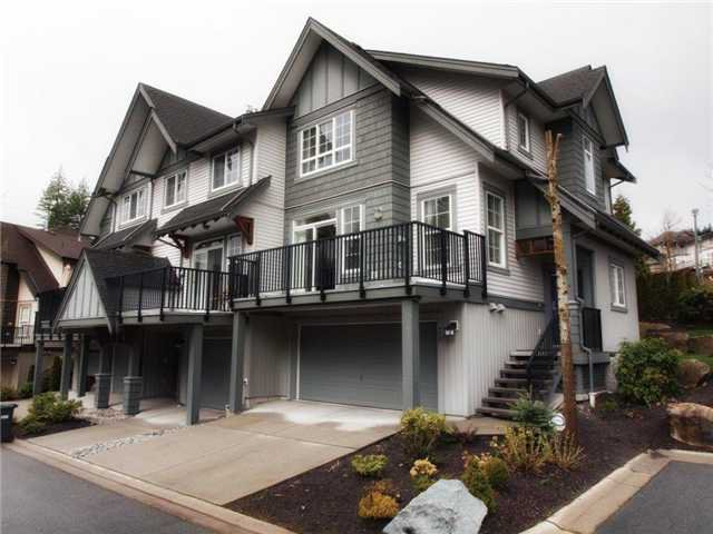 Main Photo: Port Moody Townhouse 2200 Panorama Dr #38 Quest