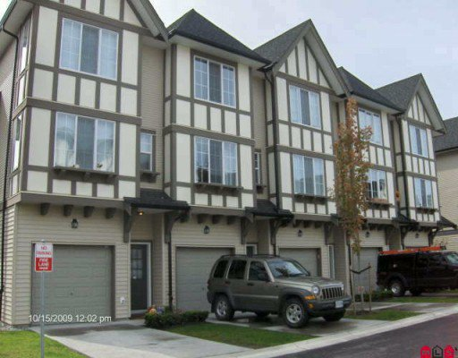 Main Photo: 92 20875 80 Avenue in Langley: Willoughby Heights Townhouse for sale : MLS®# f2923681