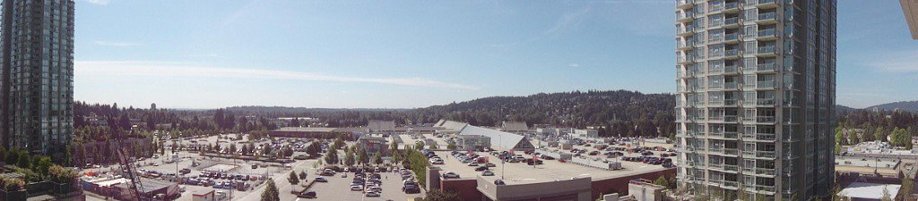 Photo 7: Photos: 1008-2968 Glen Drive in Coquitlam: Coquitlam Centre Condo for rent