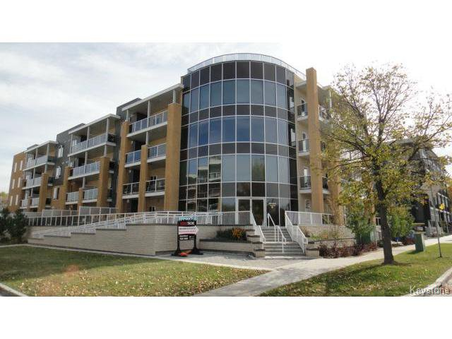 Main Photo: 760 Tache Avenue in WINNIPEG: St Boniface Condominium for sale (South East Winnipeg)  : MLS®# 1405141
