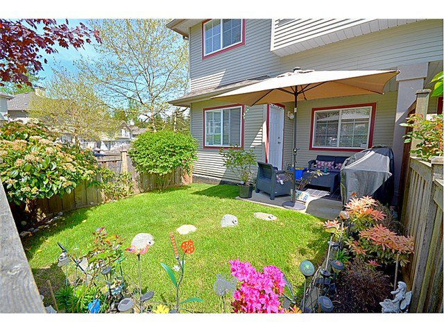 Main Photo: 43 11229 232ND Street in Maple Ridge: East Central Townhouse for sale : MLS®# V1061868