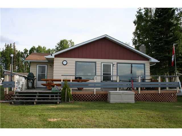Main Photo: 3375 E MEIER Road in Prince George: Cluculz Lake House for sale (PG Rural West (Zone 77))  : MLS®# N237178