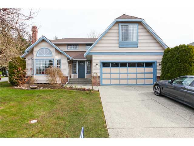 "Main Photo: 6156 PARKSIDE Court in Surrey: Panorama Ridge House for sale in ""BOUNDARY PARK"" : MLS®# F1434271"