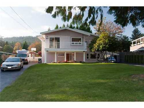 Main Photo: 913 WALLACE WYND Other in Port Moody: Glenayre Home for sale ()  : MLS®# V855807