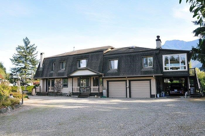 Main Photo: 51696 YALE Road in Rosedale: Rosedale Popkum House for sale : MLS®# R2053677