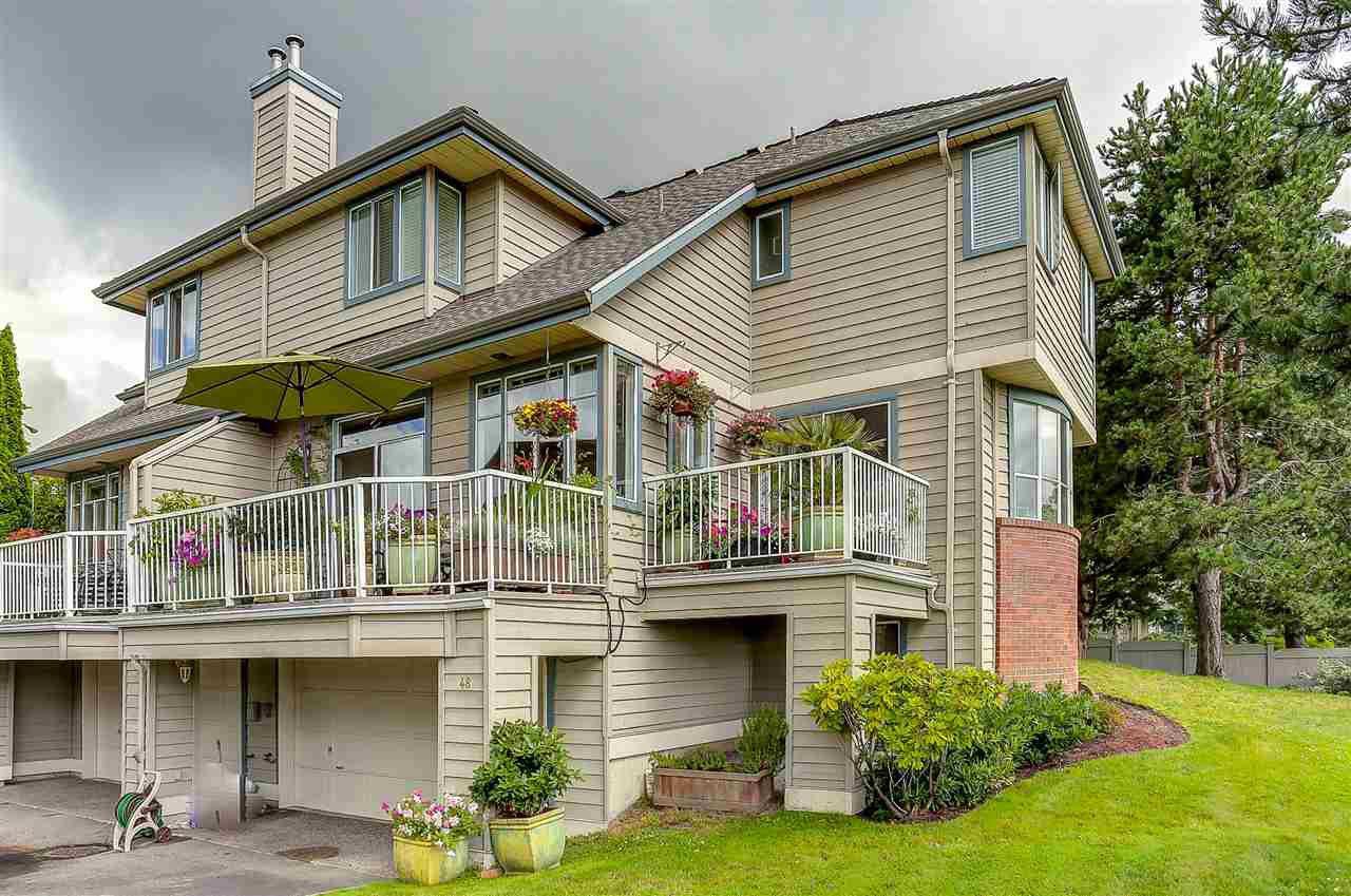 "Main Photo: 48 920 CITADEL Drive in Port Coquitlam: Citadel PQ Townhouse for sale in ""CITADEL GREEN"" : MLS®# R2093496"