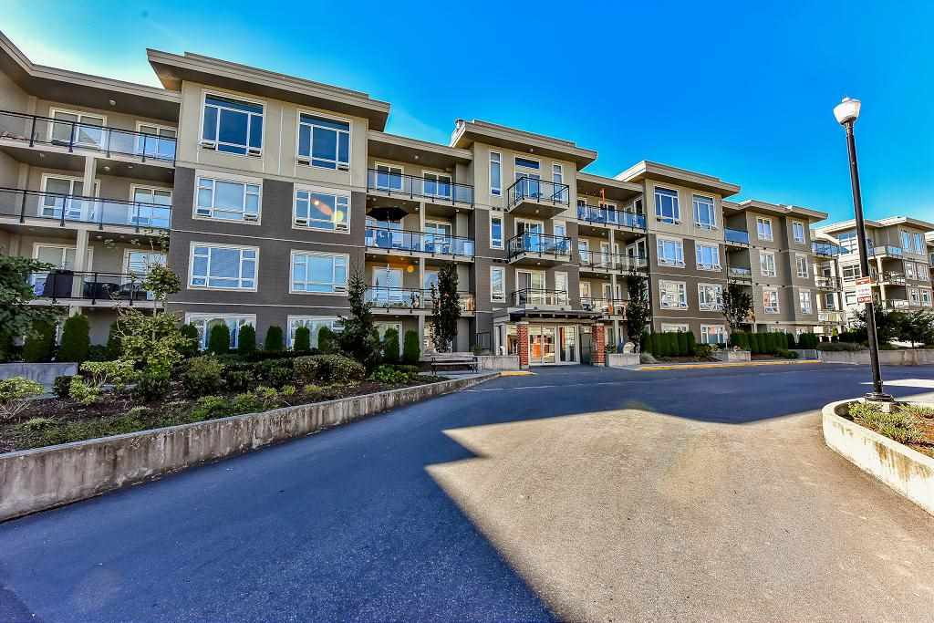 Main Photo: A310 20211 66 Avenue in Langley: Willoughby Heights Condo for sale : MLS®# R2109295