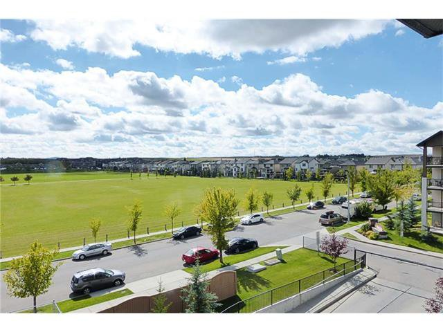 Main Photo: 2441 8 BRIDLECREST Drive SW in Calgary: Bridlewood Condo for sale : MLS®# C4084322