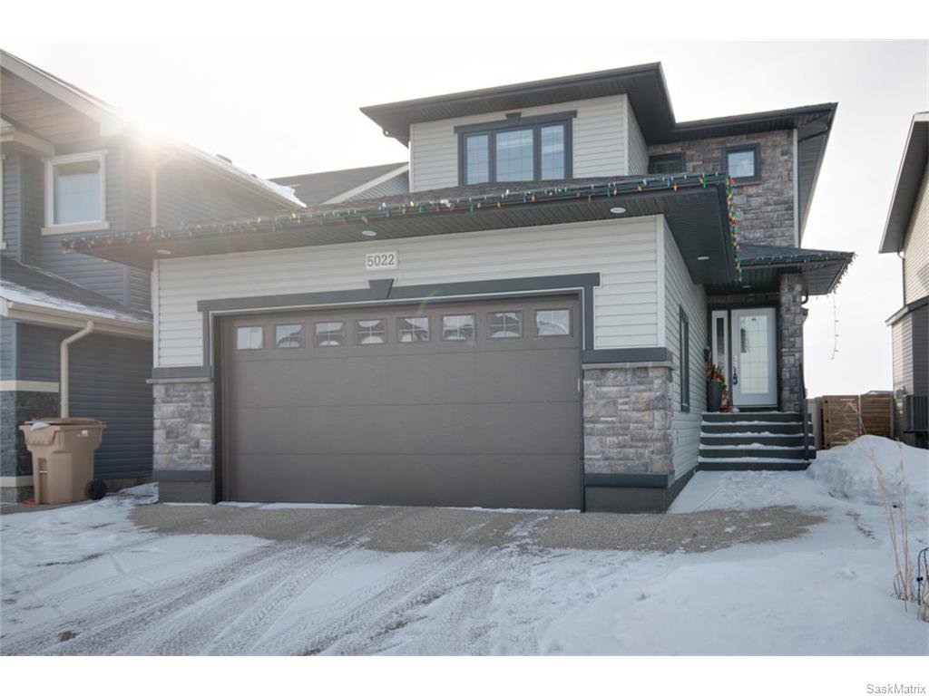 Main Photo: 5022 PADWICK Road in Regina: Harbour Landing Single Family Dwelling for sale (Regina Area 05)  : MLS®# 599855
