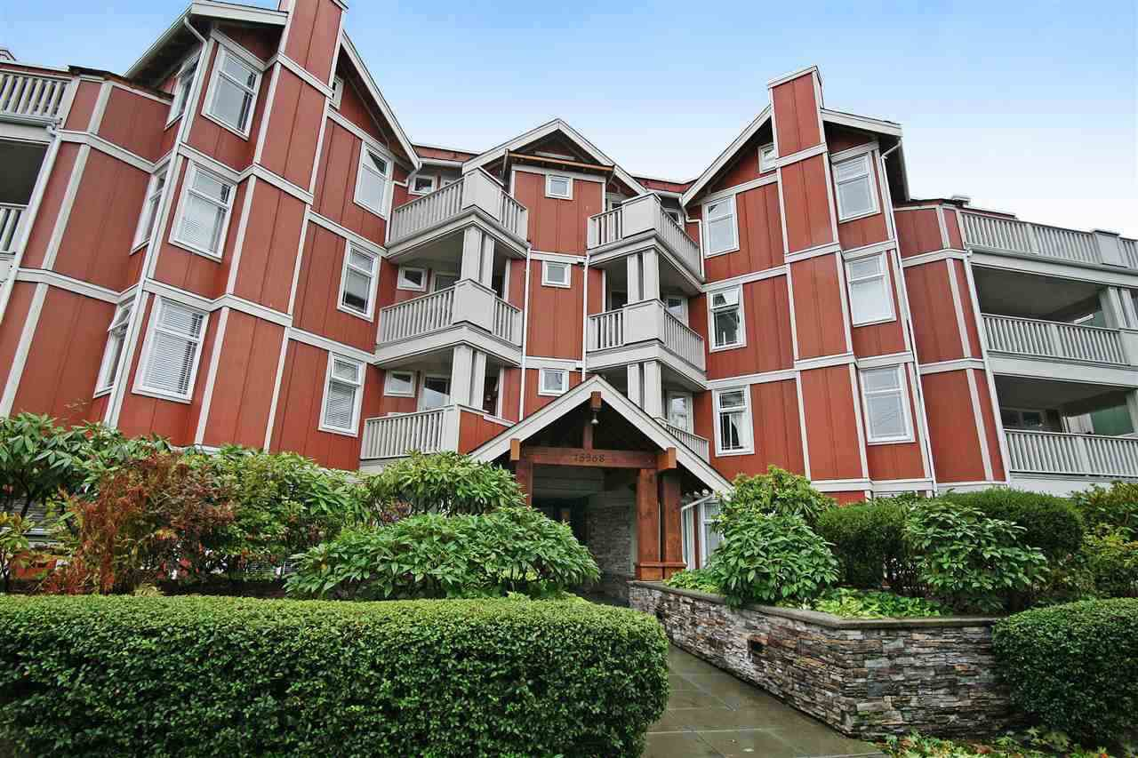 "Main Photo: 103 15368 16A Avenue in Surrey: King George Corridor Condo for sale in ""Ocean Bay Villas"" (South Surrey White Rock)  : MLS®# R2148961"