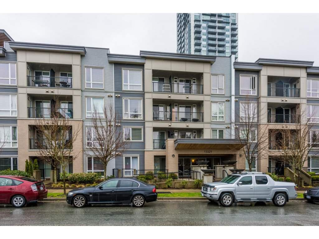 "Photo 2: Photos: 115 13321 102A Avenue in Surrey: Whalley Condo for sale in ""AGENDA"" (North Surrey)  : MLS®# R2154344"