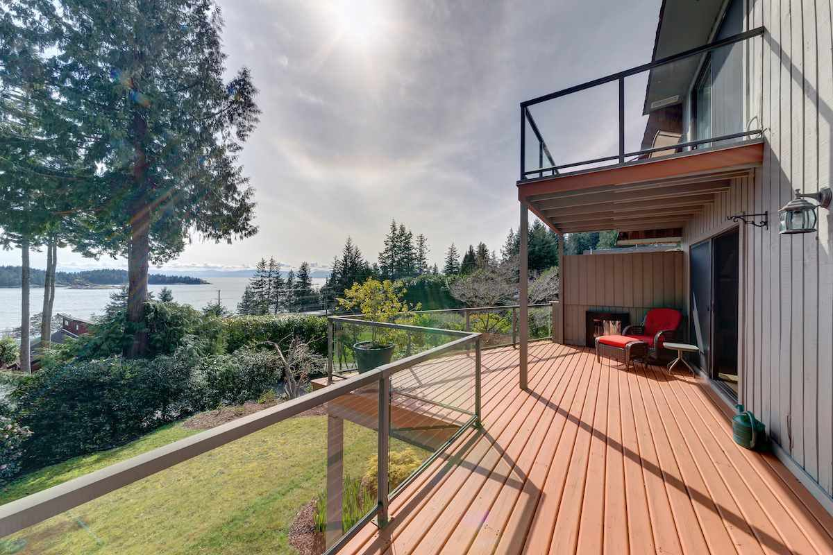Main Photo: 6674 SUNSHINE COAST HIGHWAY in Sechelt: Sechelt District House for sale (Sunshine Coast)  : MLS®# R2153665