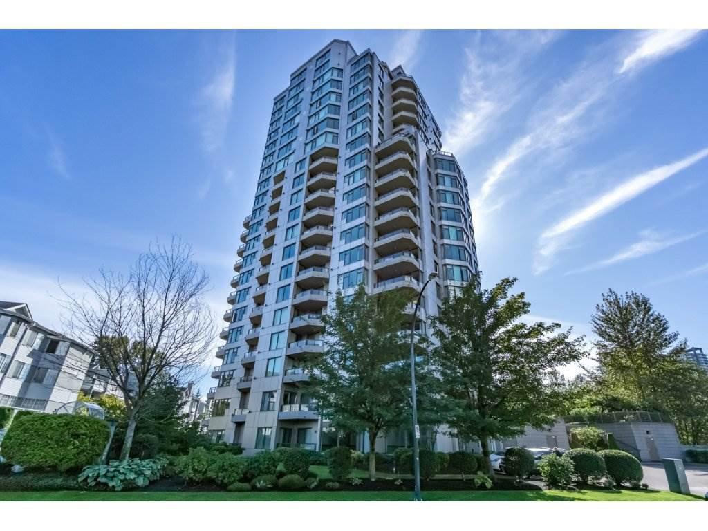 Main Photo: 604 13880 101 Avenue in Surrey: Whalley Condo for sale (North Surrey)  : MLS®# R2208260