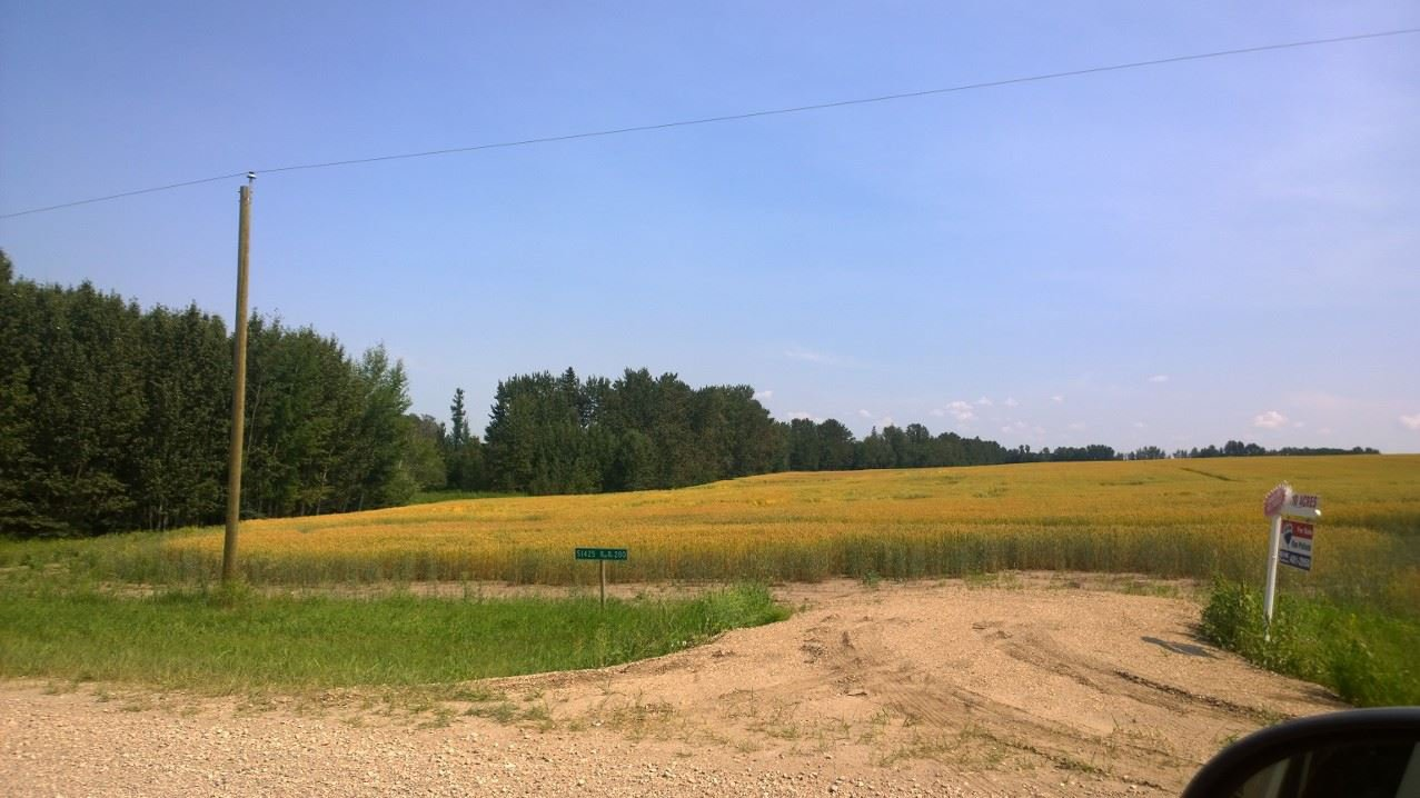 Main Photo: 51425 RGE RD 280 RD: Rural Parkland County Rural Land/Vacant Lot for sale : MLS®# E4051840