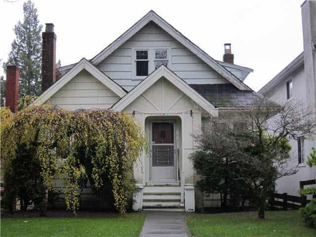 Main Photo: 4024 W 32ND AVENUE in : Dunbar House for sale : MLS®# V858905