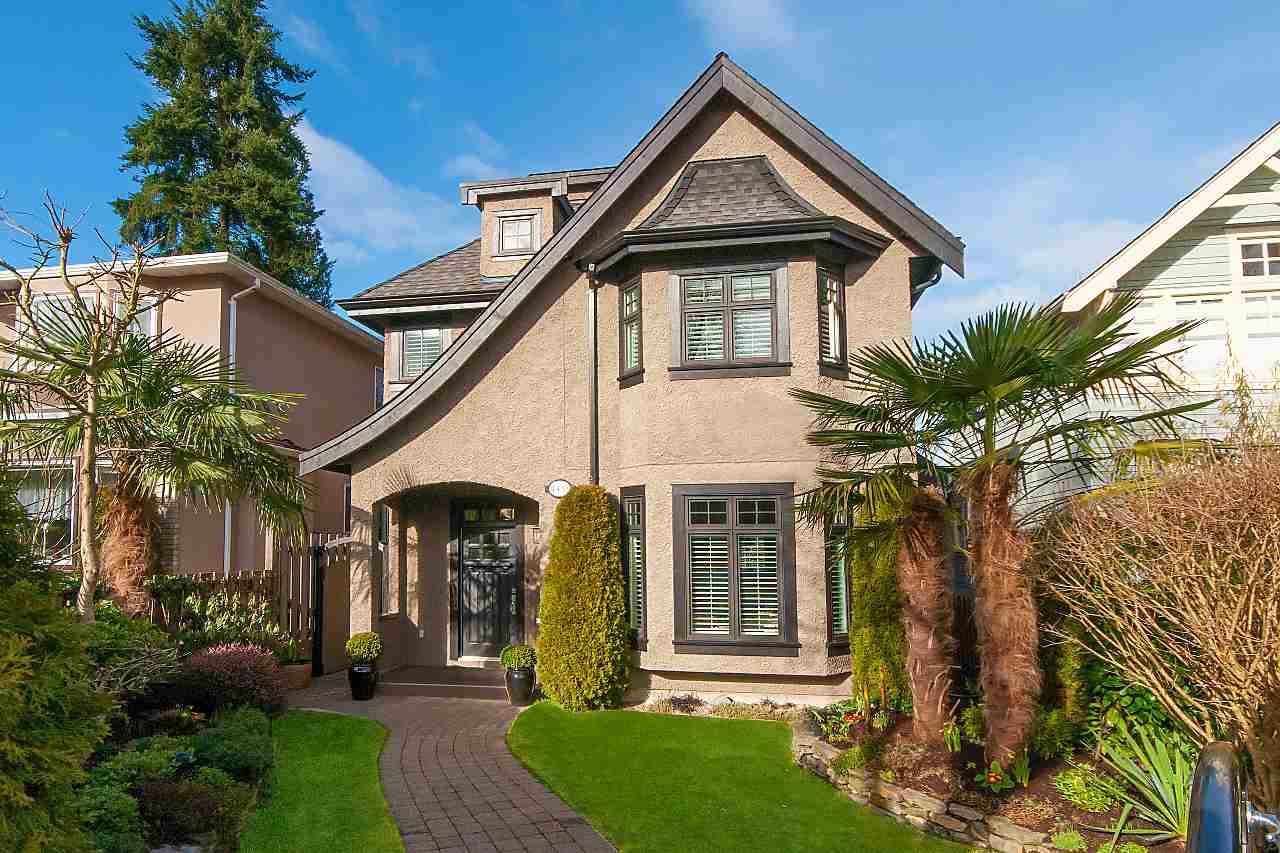 Main Photo: 4439 W 14TH Avenue in Vancouver: Point Grey House for sale (Vancouver West)  : MLS®# R2240548