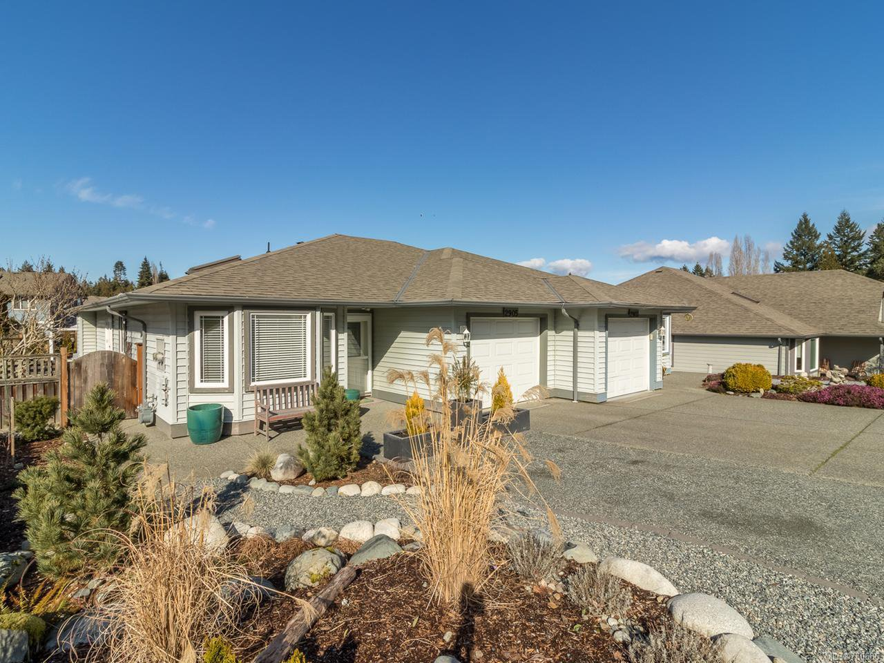 Main Photo: 2905 Caswell St in CHEMAINUS: Du Chemainus Half Duplex for sale (Duncan)  : MLS®# 780686