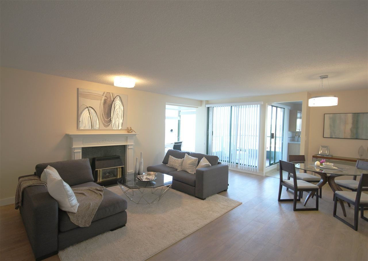 """Main Photo: 1305 420 CARNARVON Street in New Westminster: Downtown NW Condo for sale in """"Victoria Garden"""" : MLS®# R2290669"""