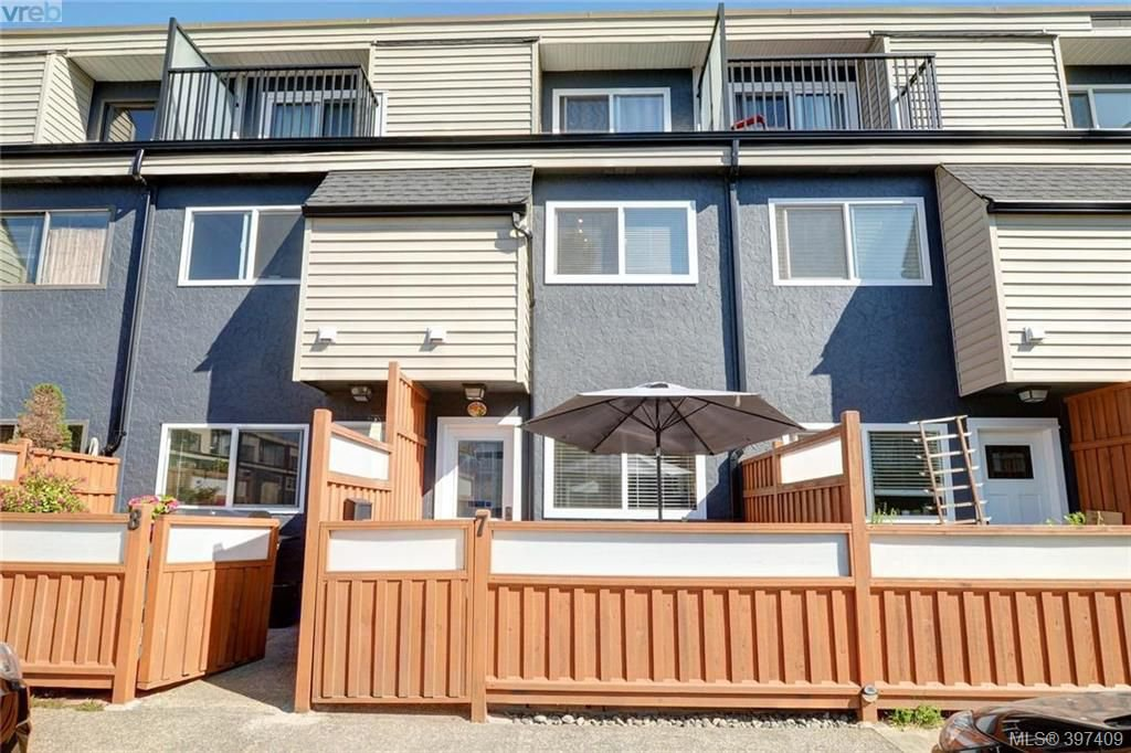 Main Photo: 7 48 Montreal St in VICTORIA: Vi James Bay Row/Townhouse for sale (Victoria)  : MLS®# 794940