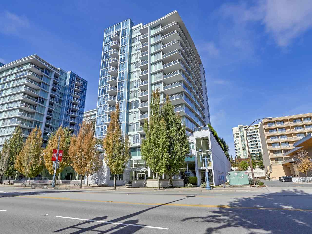 """Main Photo: 606 7373 WESTMINSTER Highway in Richmond: Brighouse Condo for sale in """"CRESSY'S """"THE LOTUS"""""""" : MLS®# R2310119"""