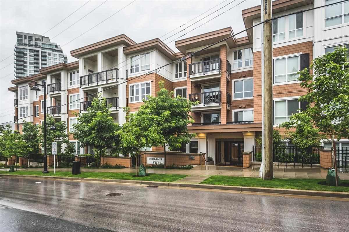 """Main Photo: 109 611 REGAN Avenue in Coquitlam: Coquitlam West Condo for sale in """"REGAN'S WALK"""" : MLS®# R2326815"""