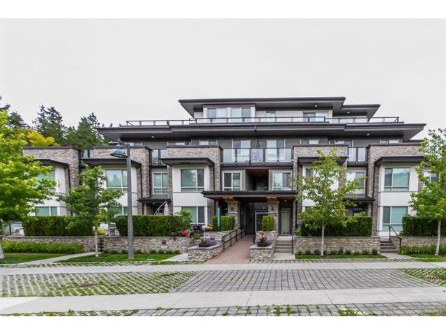 """Main Photo: 314 7418 BYRNEPARK Walk in Burnaby: South Slope Condo for sale in """"Green"""" (Burnaby South)  : MLS®# R2330212"""