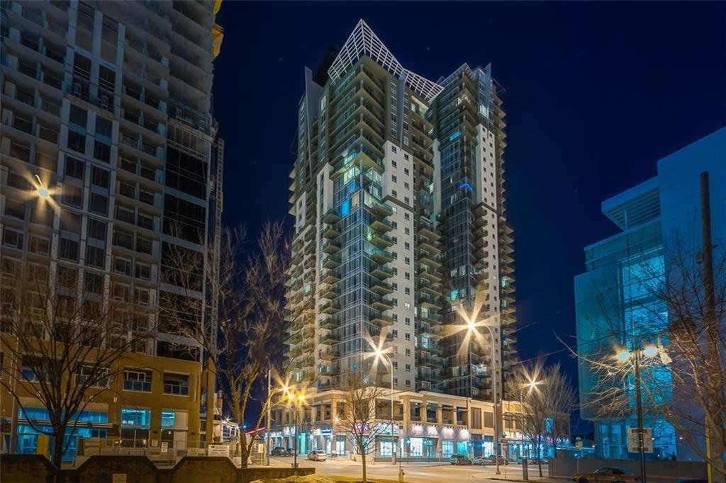 Main Photo: 608 1410 1 Street SE in Calgary: Beltline Apartment for sale : MLS®# C4233911