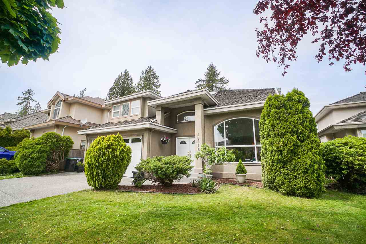"Main Photo: 16215 111 A Avenue in Surrey: Fraser Heights House for sale in ""Pacific Heights"" (North Surrey)  : MLS®# R2368858"