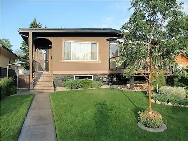 Main Photo: 3810 1 Street NW in Calgary: Highland Park Semi Detached for sale : MLS®# C4245221