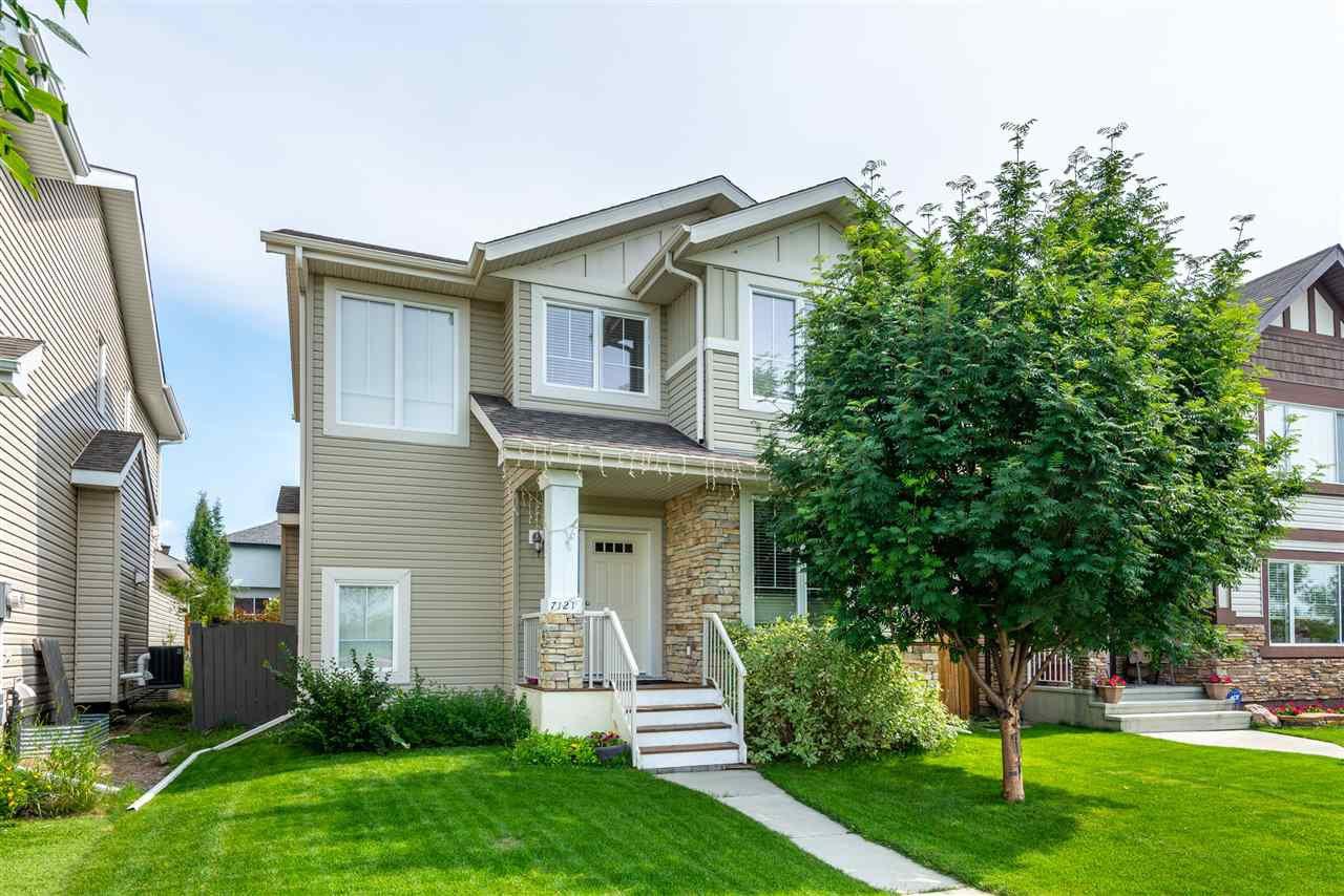 Main Photo: 7121 SOUTH TERWILLEGAR Drive in Edmonton: Zone 14 House for sale : MLS®# E4164470