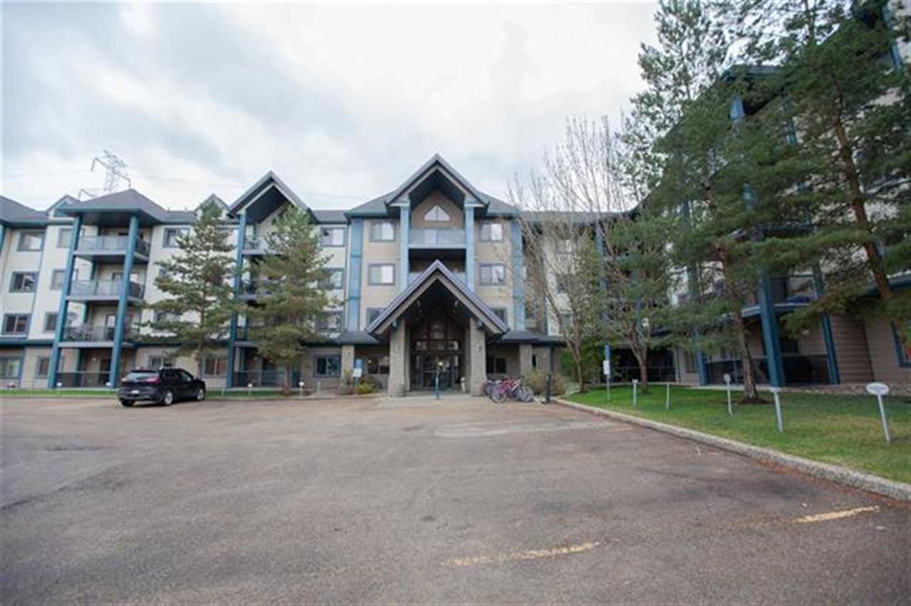 Main Photo: 235 2903 Rabbit Hill Road in Edmonton: Zone 14 Condo for sale : MLS®# E4165096