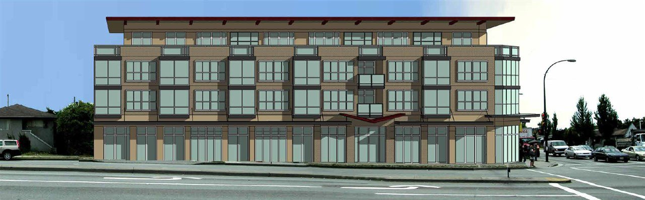 Main Photo: 5702 KNIGHT Street in Vancouver: Knight Office for lease (Vancouver East)  : MLS®# C8027089
