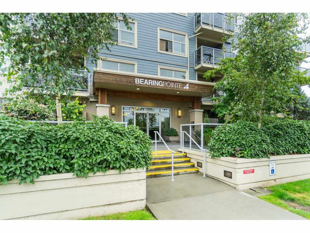 "Main Photo: 110 19936 56 Avenue in Langley: Langley City Condo for sale in ""BEARING POINTE"" : MLS®# R2399040"