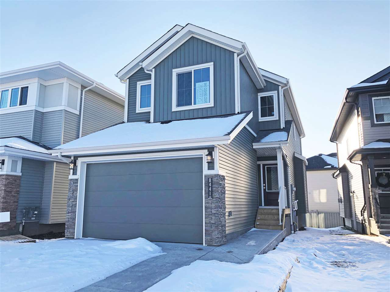 Main Photo: 8441 CUSHING Court in Edmonton: Zone 55 House for sale : MLS®# E4191927