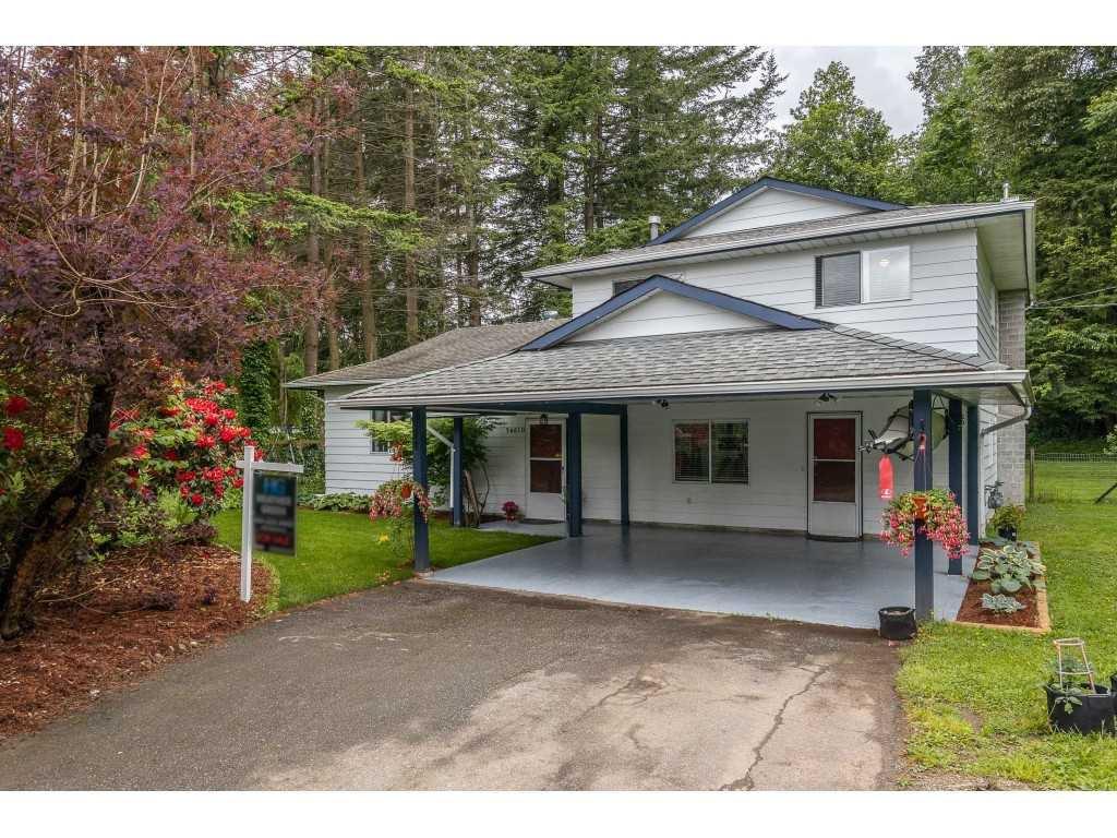 Main Photo: 34610 MOFFAT Avenue in Mission: Hatzic House for sale : MLS®# R2457090