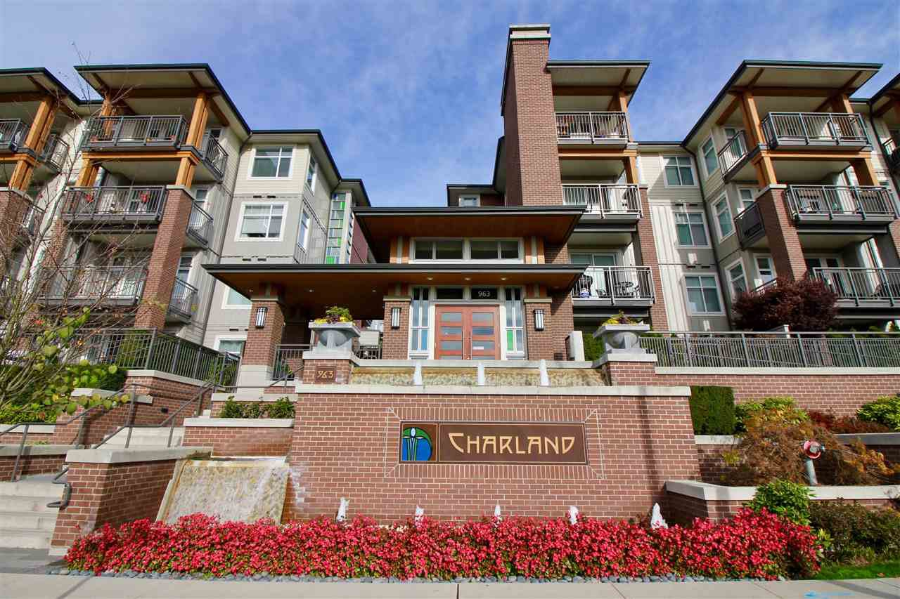 Main Photo: 2203 963 CHARLAND Avenue in Coquitlam: Central Coquitlam Condo for sale : MLS®# R2502372