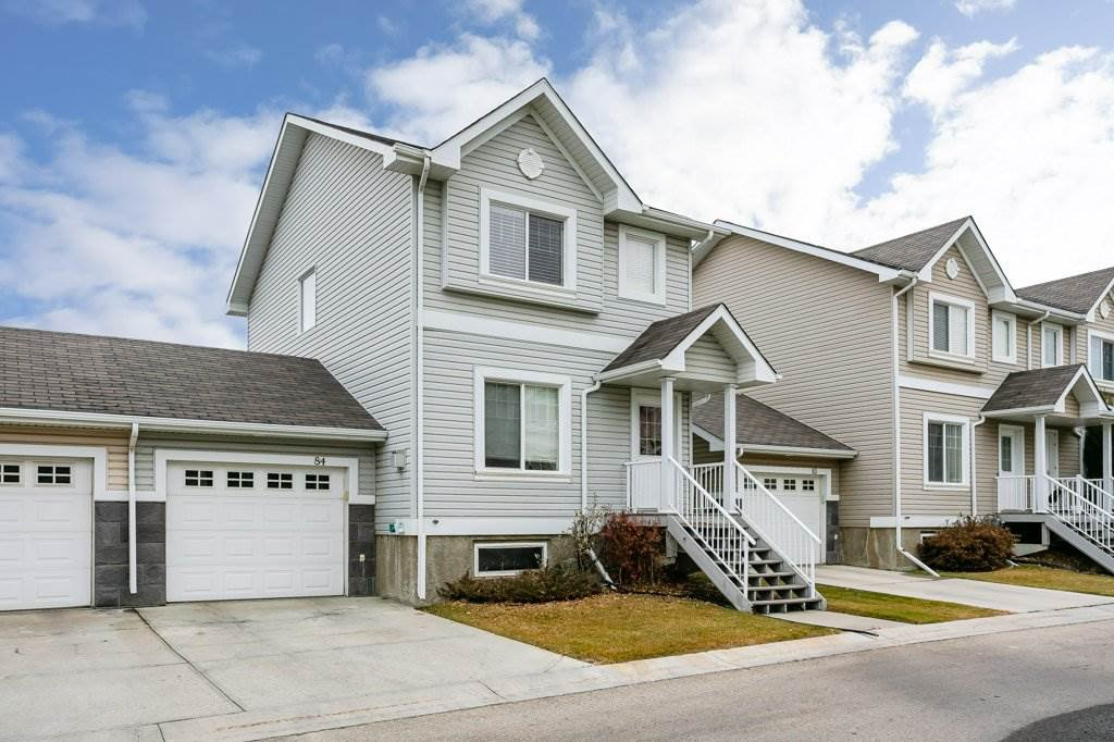 Photo 2: Photos: 84 2503 24 Street in Edmonton: Zone 30 House Half Duplex for sale : MLS®# E4220474