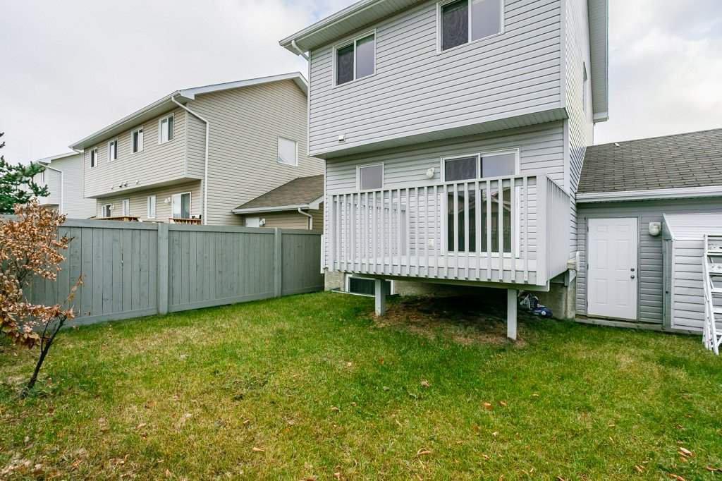 Photo 35: Photos: 84 2503 24 Street in Edmonton: Zone 30 House Half Duplex for sale : MLS®# E4220474