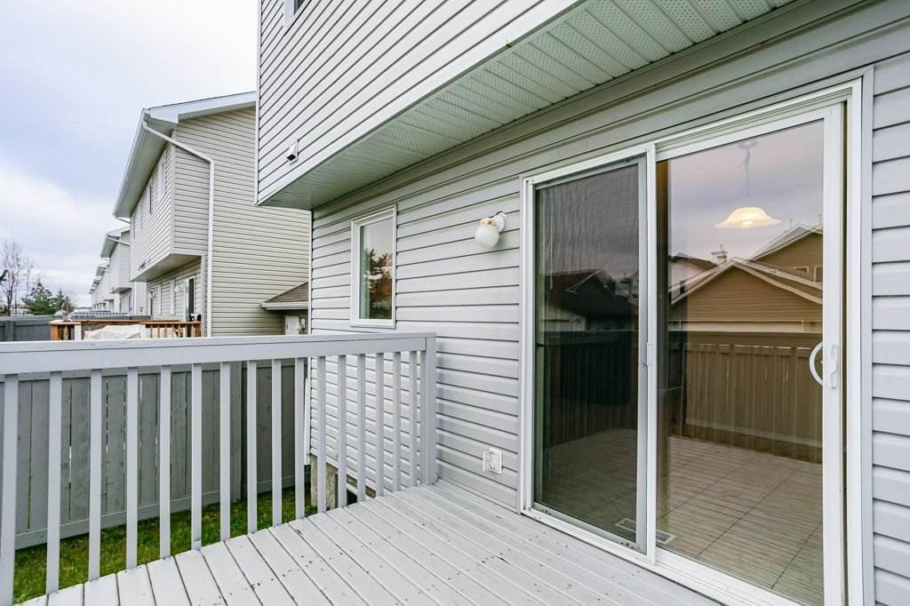 Photo 32: Photos: 84 2503 24 Street in Edmonton: Zone 30 House Half Duplex for sale : MLS®# E4220474
