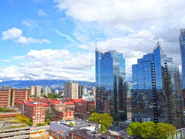 "Main Photo: # 2309 1189 HOWE ST in Vancouver: Downtown VW Condo for sale in ""The Genesis"" (Vancouver West)  : MLS®# V948004"
