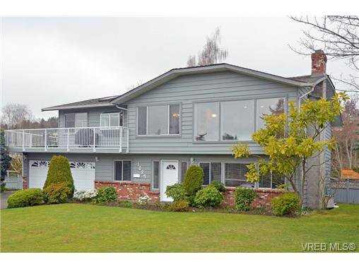 Main Photo: 1024 Symphony Place in VICTORIA: SE Cordova Bay Single Family Detached for sale (Saanich East)  : MLS®# 334546