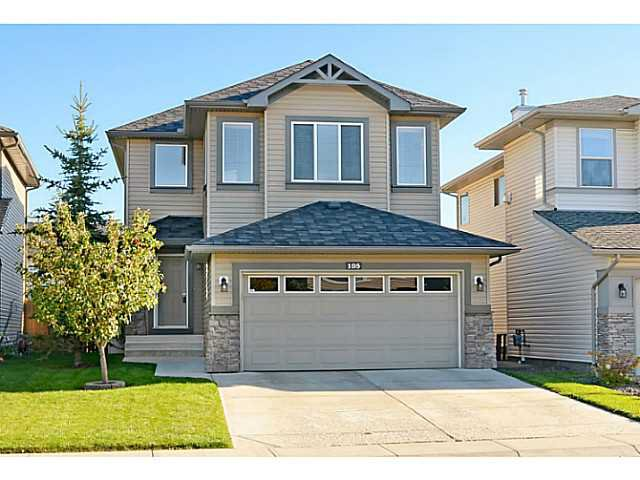 Main Photo: 105 CHAPALINA Terrace SE in Calgary: Chaparral Residential Detached Single Family for sale : MLS®# C3638366